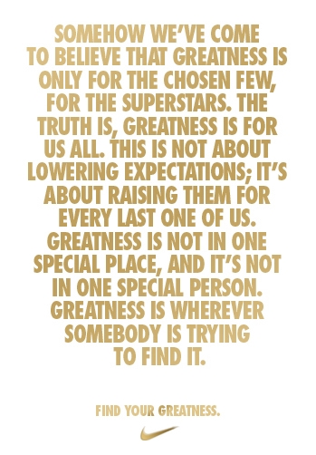 Nike-Find-Your-Greatness-Campaign-Copywriting